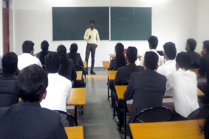 DJ Academy for Managerial Excellence, Coimbatore - courses