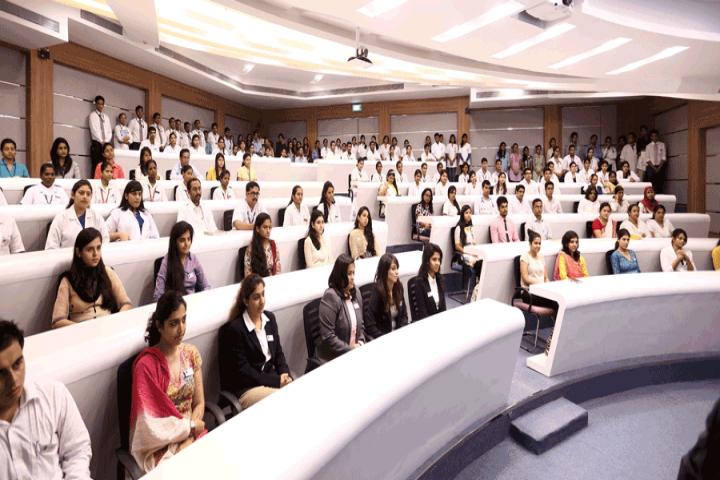 Dr DY Patil University, Navi Mumbai  Classroom View of Dr DY Patil University Navi Mumbai