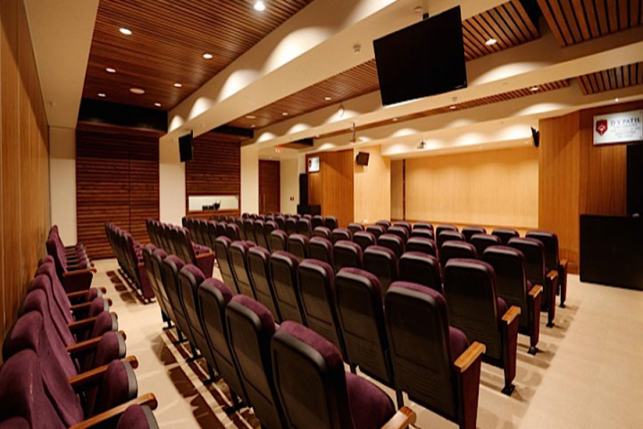 Dr DY Patil University, Navi Mumbai  Auditorium View of Dr DY Patil University Navi Mumbai