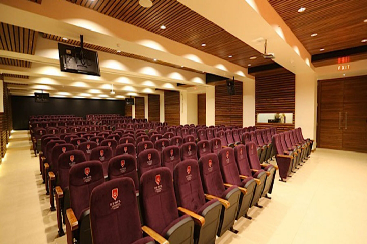 Dr DY Patil University, Navi Mumbai  Auditorium of Dr DY Patil University Navi Mumbai