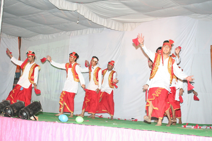 Govind Ballabh Pant University of Agriculture and Technology, Pantnagar Dance Performance Event of Govind Ballabh Pant University of Agriculture and Technology Pantnagar