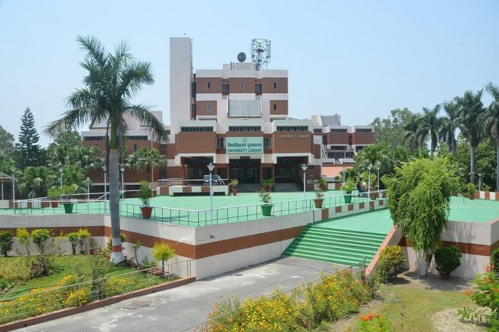 Govind Ballabh Pant University of Agriculture and Technology, Pantnagar Library Building of Govind Ballabh Pant University of Agriculture and Technology Pantnagar