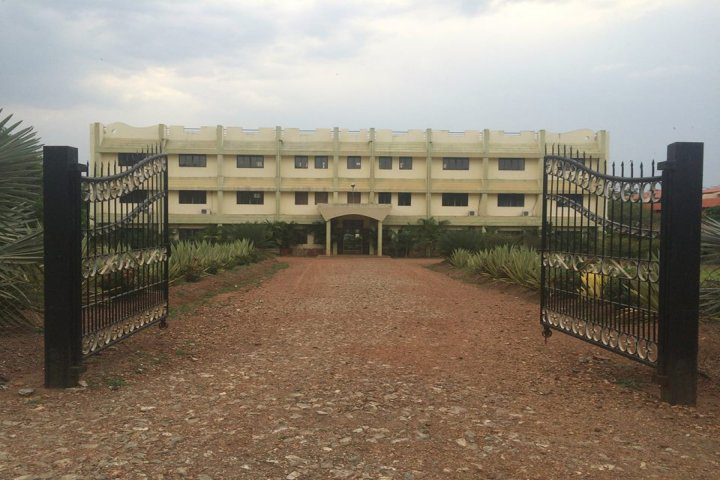 University of Agricultural Sciences, Dharwad Entrance view of University of Agricultural Sciences Dharwad