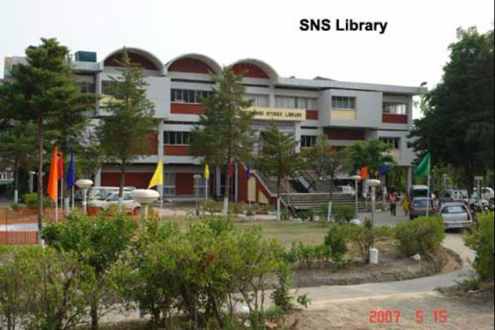 Dr Yashwant Singh Parmar University of Horticulture and Forestry, Nauni Library building of Dr Yashwant Singh Parmar University of Horticulture and Forestry Nauni