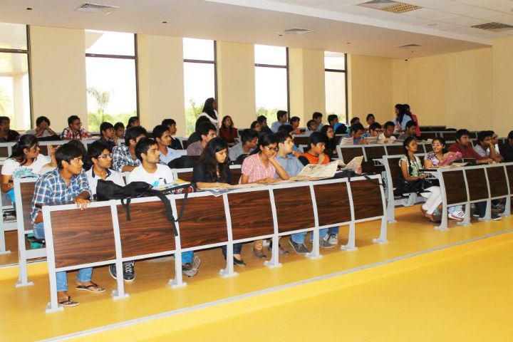 GD Goenka University, Gurgaon Classroom of GD Goenka University Gurgaon