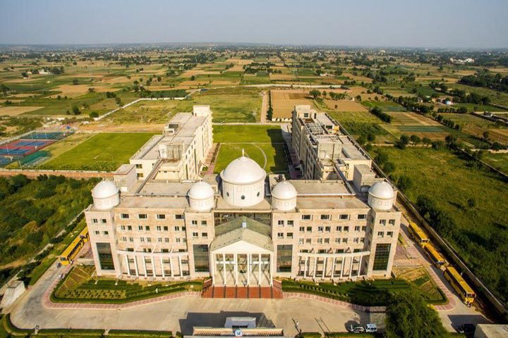 KR Mangalam University, Gurgaon  Campus