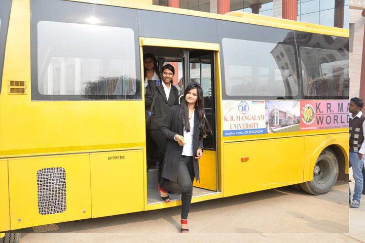 KR Mangalam University, Gurgaon  KR-Mangalam-21