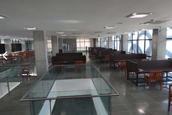Gujarat National Law University, Gandhinagar Inside campus Gujarat National Law University Gandhinagar