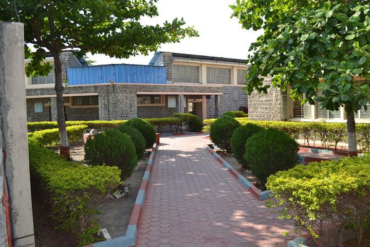 Dr Vithalrao Vikhe Patil Foundations College of Pharmacy