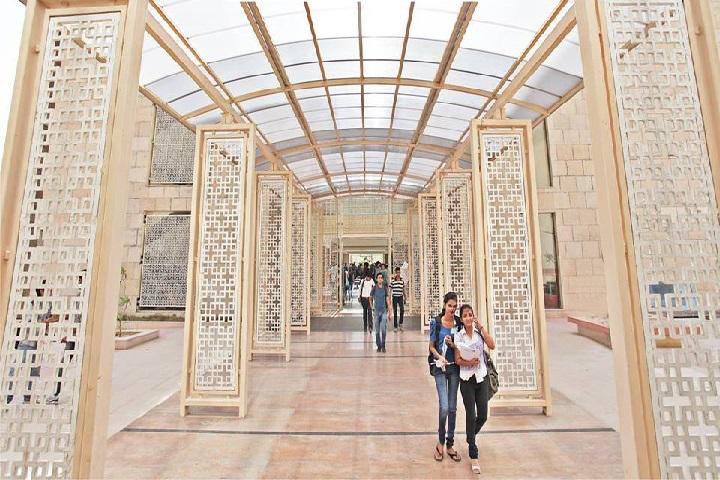 Galgotias University, Greater Noida  Inside view of Galgotias University Greater Noida