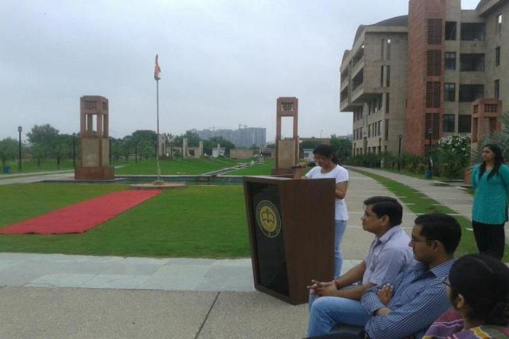 Galgotias University, Greater Noida  Green Campus of Galgotias University Greater Noida