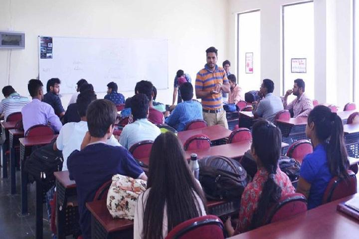 Galgotias University, Greater Noida  Classroom of Galgotias University Greater Noida