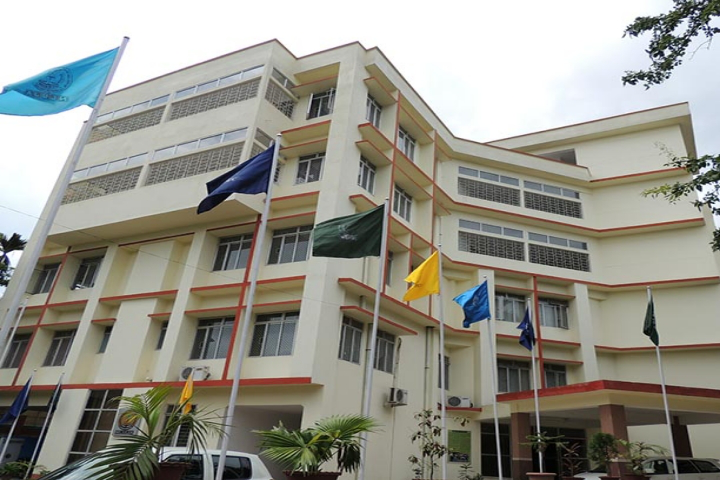 National Law University and Judicial Academy, Guwahati University Building of National Law University and Judicial Academy, Guwahati