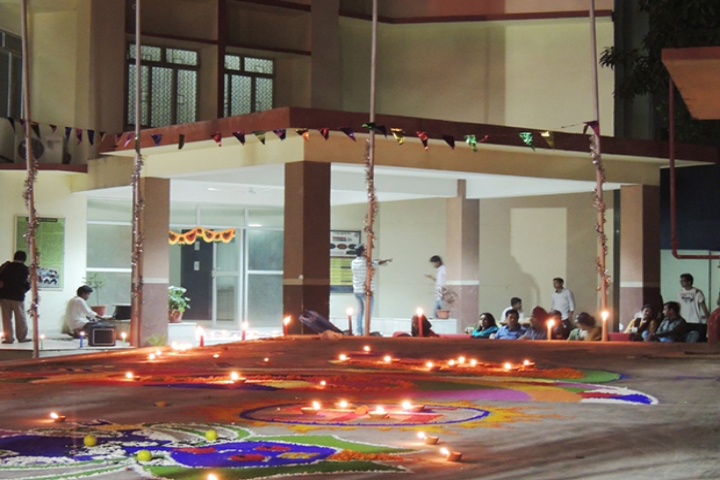 National Law University and Judicial Academy, Guwahati Diwali celebration at National Law University and Judicial Academy, Guwahati