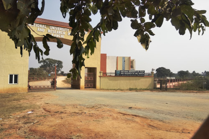 National University of Study and Research in Law, Ranchi University Main GateNational University of Study and Research in Law Ranchi