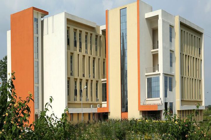 National University of Study and Research in Law, Ranchi University Building of National University of Study and Research in Law Ranchi