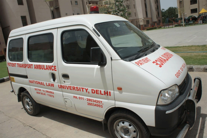 National Law University, New Delhi Medical Facility at National Law University, New Delhi