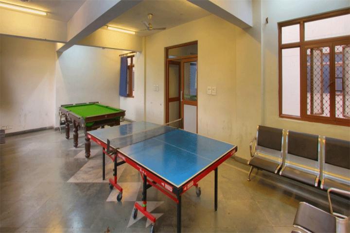 National Law University, New Delhi Indoor Sports at National Law University New Delhi