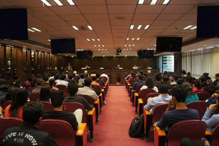 National Law University, New Delhi Seminar Hall of National Law University, New Delhi