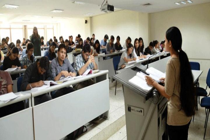 National Law University, New Delhi Smart Classroom of National Law University, New Delhi