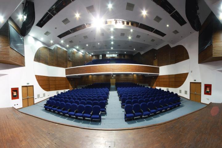 National Law University, New Delhi Auditorium view of National Law University, New Delhi