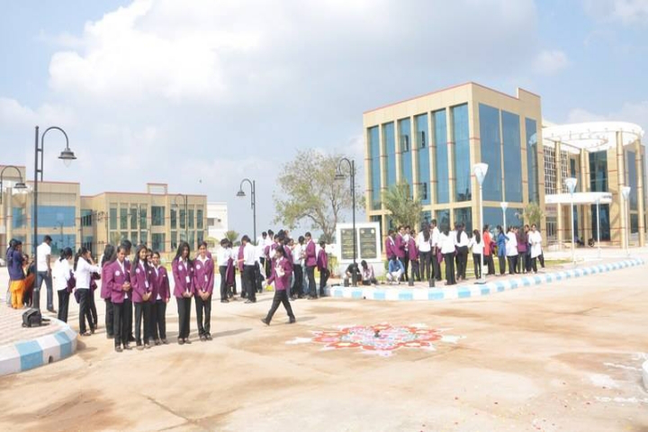 Tamil Nadu National Law University, Tiruchirappalli University Campus of Tamil Nadu National Law School Tiruchirappalli