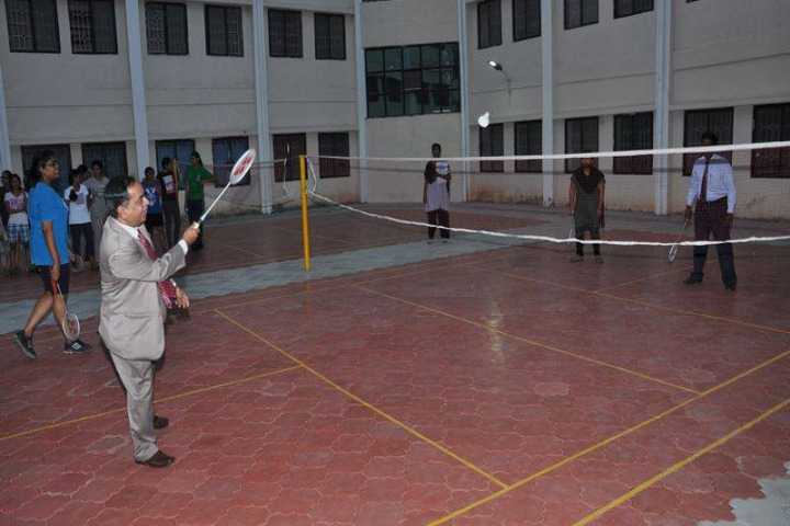Tamil Nadu National Law University, Tiruchirappalli Indoor Sports at Tamil Nadu National Law School Tiruchirappalli