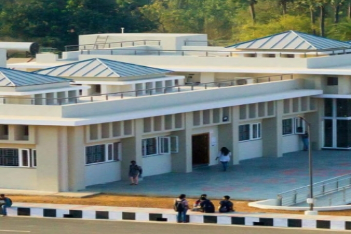 Damodaram Sanjivayya National Law University, Visakhapatnam Campus view of Damodaram Sanjivayya National Law University Visakhapatnam