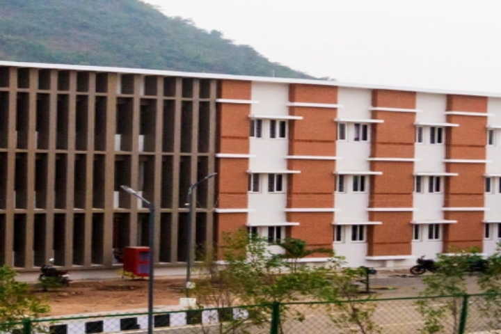 Damodaram Sanjivayya National Law University, Visakhapatnam Main Building of Damodaram Sanjivayya National Law University Visakhapatnam