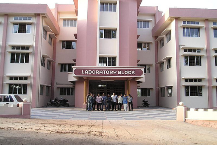 Cochin University of Science and Technology, Kochi Laboratory Block of Cochin University of Science and Technology Kochi