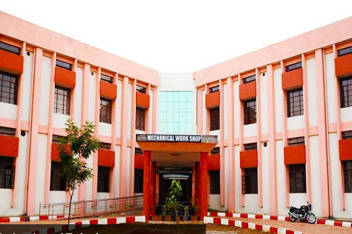 Acharya Nagarjuna University, Guntur Mechanical Workshop of Acharya Nagarjuna University Guntur