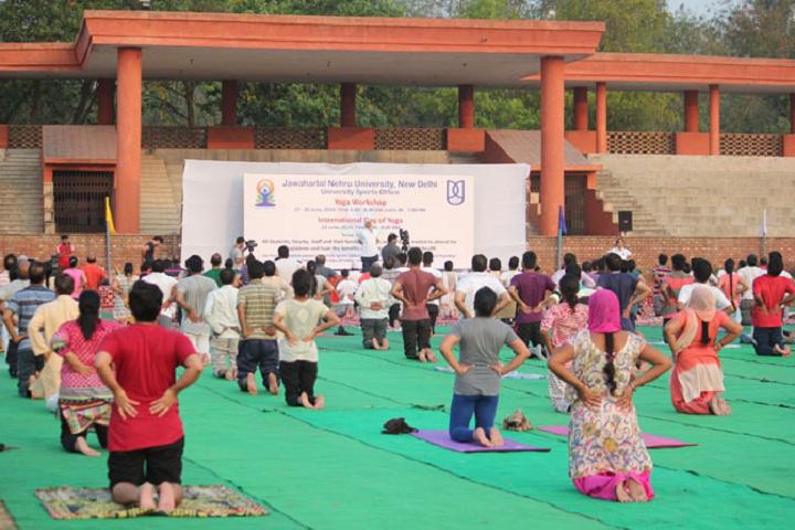 Jawaharlal Nehru University, New Delhi Jawaharlal-Nehru-University-New-Delhi-(2)
