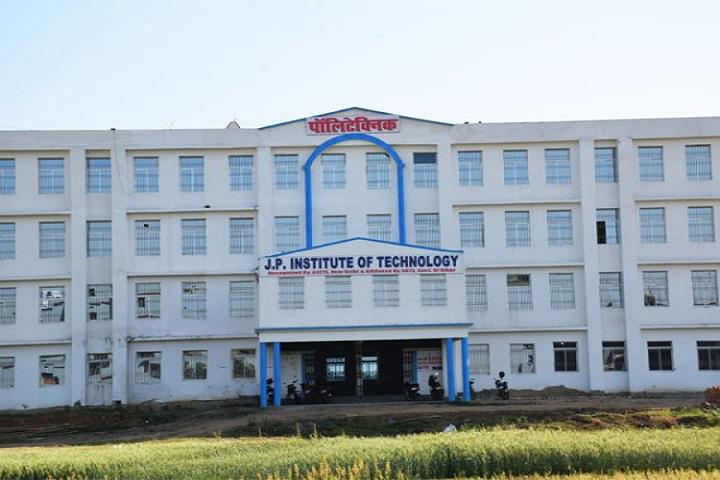 JP Institute of Technology, Nalanda - courses, fee, cut off, ranking