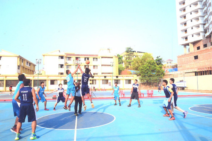 NITTE University, Mangalore Basketball of NITTE University Mangalore