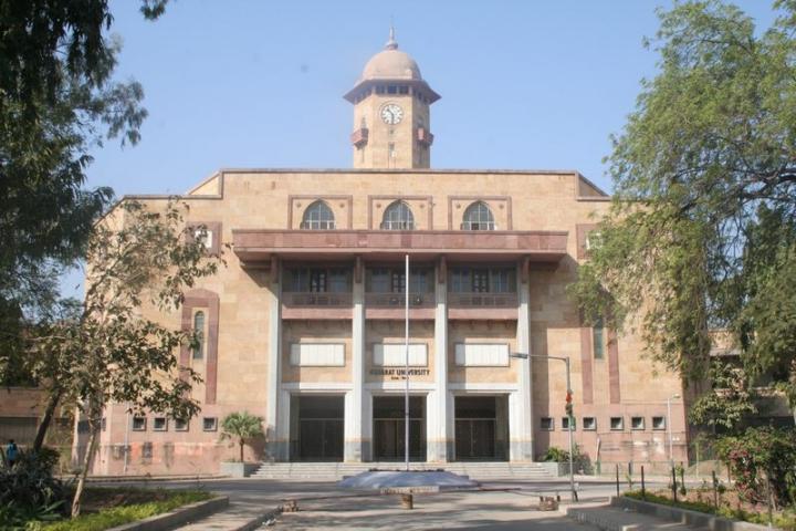 Gujarat University, Ahmedabad  Gujarat-University-Ahmedabad