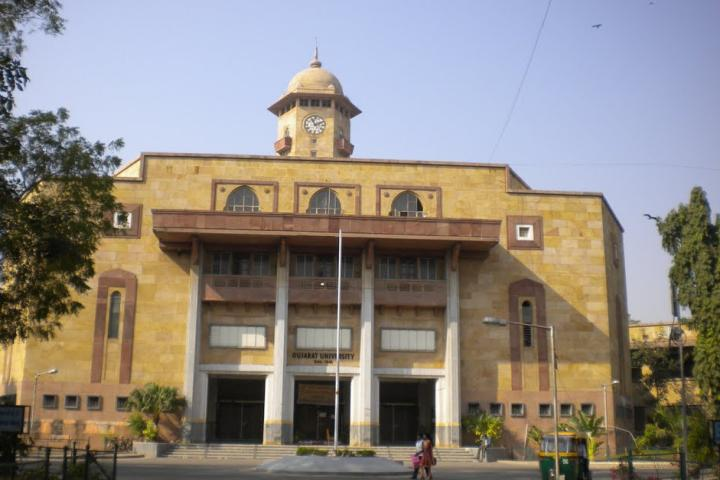 Gujarat University, Ahmedabad  Gujarat-University-Ahmedabad1