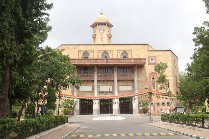 Gujarat University, Ahmedabad - courses, fee, cut off, ranking