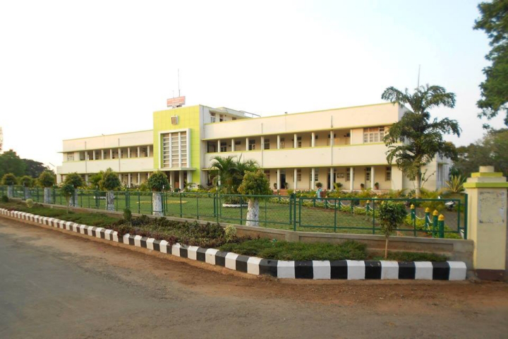Karnataka University, Dharwad  Campus