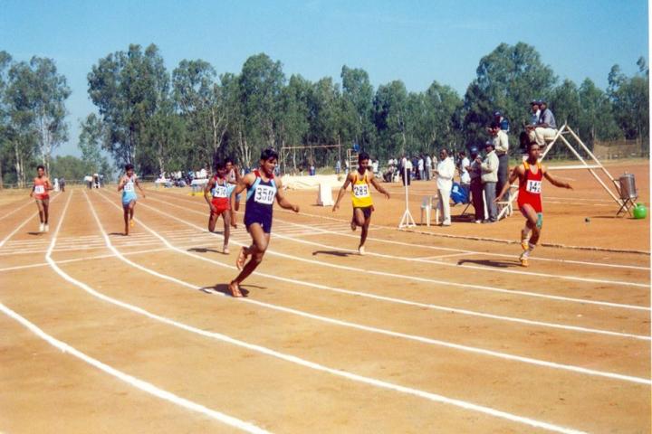 Karnataka University, Dharwad  Sports