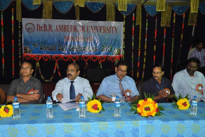 Dr BR Ambedkar University, Srikakulam  Dr-BR-Ambedkar-University-Srikakulam11
