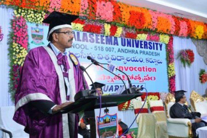 Rayalaseema University, Kurnool  Rayalaseema-University-Kurnool-2