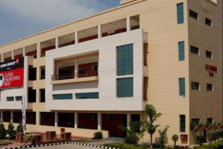 Chitkara University, Himachal Pradesh  Building view of Chitkara University Himachal Pradesh
