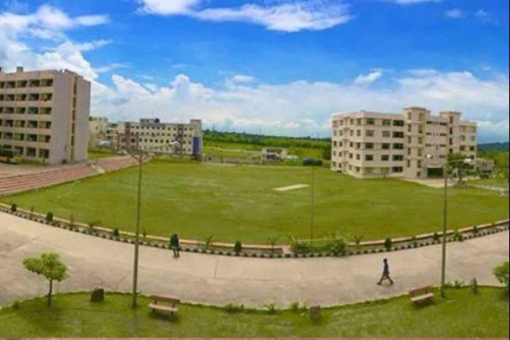 Chitkara University, Himachal Pradesh  Sports Ground of Chitkara University Himachal Pradesh