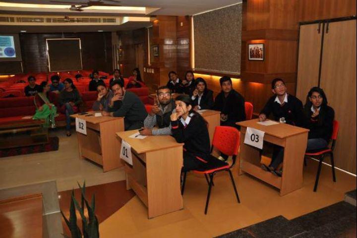 Chitkara University, Himachal Pradesh  Students at Event Chitkara University Himachal Pradesh