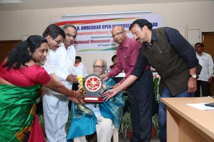 Dr BR Ambedkar Open University, Hyderabad  Dr-BR-Ambedkar-Open-University-Hyderabad3