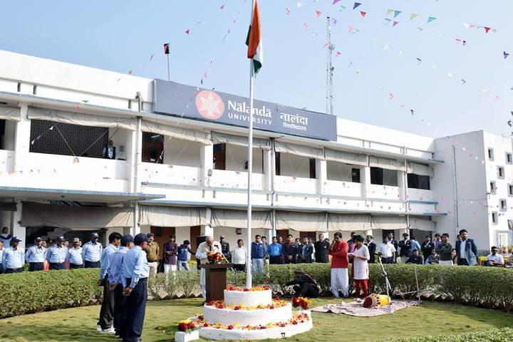 Nalanda University Nalanda  View of Nalanda University Nalanda
