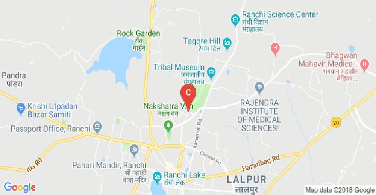 Ranchi In India Map.Institute Of Management Studies Ranchi University Ranchi Courses