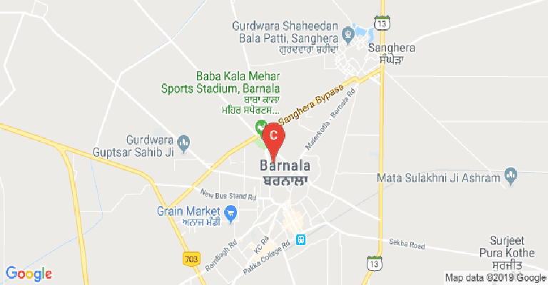 Guru Gobind Singh College, Barnala - courses, fee, cut off