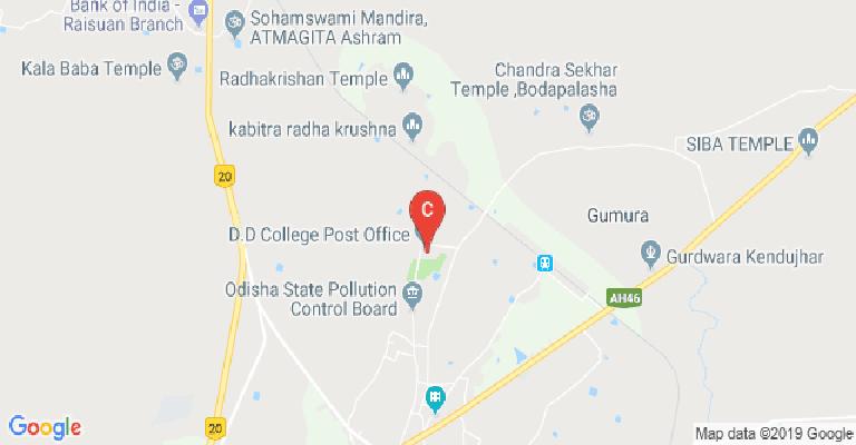 Dharanidhar Autonomous College, Keonjhar - courses, fee, cut off