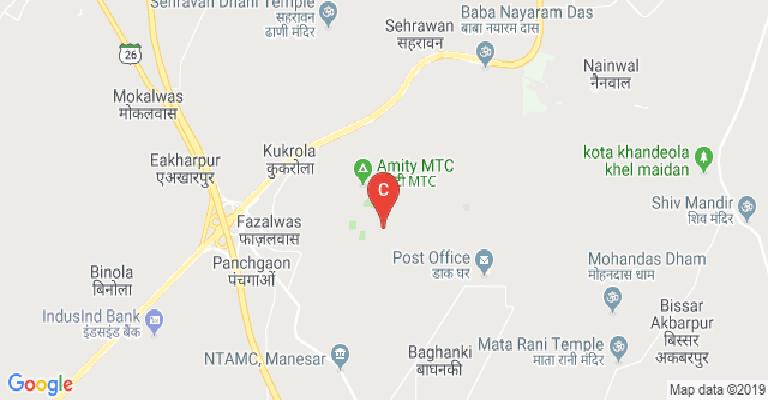 Amity University, Gurgaon - courses, fee, cut off, ranking